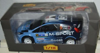 FORD FIESTA RS WRC 2016 - 2016 - M. Østberg RALLY 1/18 SCALE ALTAYA