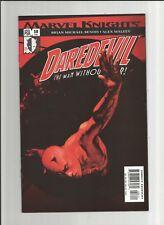 Daredevil Comic Book #58, Marvel 2004, 1st App of Night Nurse