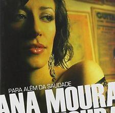 ANA MOURA - PARA AL'M DA SAUDADE NEW CD