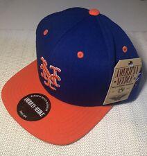 "fdb2f184998 ""Brand New"" Official Licensed American Needle MLB New York Mets SnapBack Hat  Cap. """