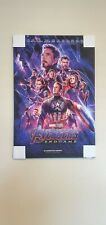 Marvel Avengers Endgame Movie Poster Wall Art Canvas 18x24