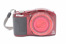Nikon COOLPIX L610 16.0 MP Digital Camera - Red