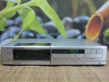 GRUNDIG CD 7500 HIGH END VINTAGE CD PLAYER. PHILIPS 303, MARANTZ CD73. RECAP PS.