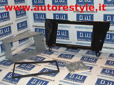 KIT MASCHERINA MONITOR AUTORADIO NAVIGATORI DOPPIO 2 DIN X-TRAIL QASHQAI J11
