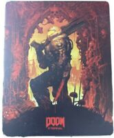 Doom Eternal Collectors Edition STEELBOOK Case ONLY NO GAME Included