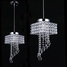 Modern Crystal LED Fitting Pendant Lamp Chandelier Restaurant/Bar Lights L059HC