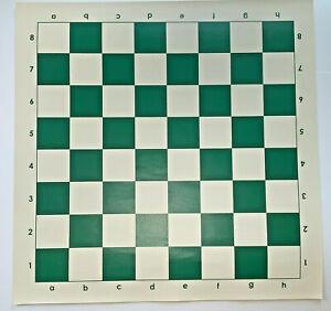 Large Vinyl Chess Board (Green)