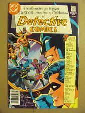 Detective Comics #500 DC Comics Batman Anniversary Issue Newsstand Edition