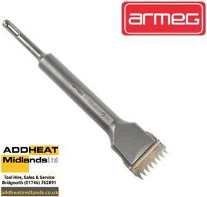 ARMEG SCUTCH COMB CHISEL HOLDER SDS PLUS FOR 40MM COMBS G150B4SCH MASONRY BRICK