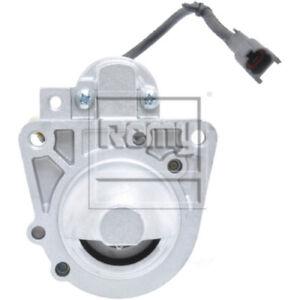 Remanufactured Starter  Remy  17430