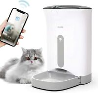 Automatic Pet Feeder Food Dispenser For Dogs & Cats Programmable Food Dispenser