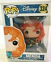 Funko Pop! Merida Disney Brave Vinyl Bobble Toy Figure #324