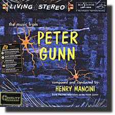 Henry Mancini,The Music from Peter Gunn (Music From Film_2LP Vinil 200gr 45rpm)