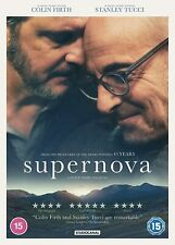 Supernova [2021] (DVD) Colin Firth, Stanley Tucci, Pippa Haywood, James Dreyfus