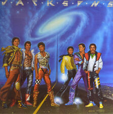 """12"""" Jacksons (Michael Jackson) Victory (State Of Shock, Torture) 80`s CBS"""