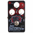 BIYANG DS-10 Max Distortion 3 Modes Distortion Guitar Effect Pedal True Bypass for sale