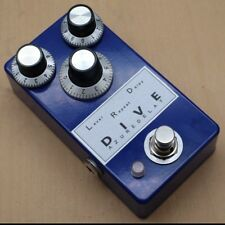 Hand Wire Dive Delay Guitar Effect Pedal Deep Professor Delay Mad Blue Clone