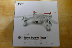 Hubsan First Person View mini Quadcopter FPV
