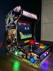 Arcade machine Unique & Exclusive A One Off With Over 2200 Games Bartop
