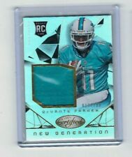 DeVante Parker RC 2015 Panini Certified New Gen Jerseys Rookie #d / 799 Dolphins