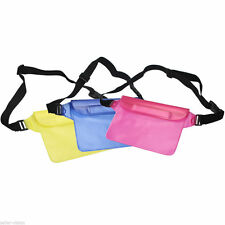 Plain Waterproof Mobile Phone Pouches/Sleeves