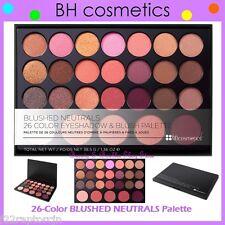 NEW BH Cosmetics 26 BLUSHED NEUTRALS Eye Shadow & Blush Palette FREE SHIPPING