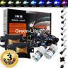 55W HID BI-Xenon Headlight Conversion KIT Bulbs H1 H3 H4 H7 H8 9005 9006 Hi-Lo