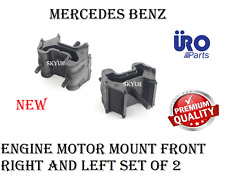 Engine Motor Mount Front Right And Left Set of 2 For Mercedes ML320 ML350 URO