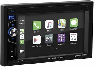 """BOSS Audio 2-DIN 6.2"""" Touchscreen Car Stereo Digital Multimedia Player *BE62CP"""
