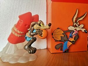 🍟 McDonald's Toy Happy Meal 2021 SPACE JAM NEW LEGEND  Coyote