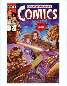 Dark Horse Comics #7, NM-, 1993 Star Wars