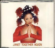 Janet Jackson-Together Again 6 TRK CD MAXI 1997