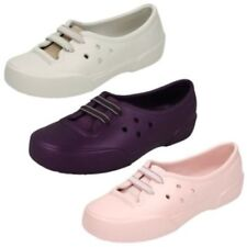 Lace Up Rubber Flats for Women