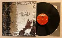 The Monkees - Head - 1968 US 1st Press (NM-) Metallic Cover Ultrasonic Clean