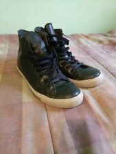 CONVERSE CHUCK TAYLOR ALL STARS HIGH STREET BLACK Rubberize OX High