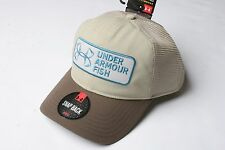 Under Armour Coolswitch Thermocline Patch Cap (Khaki)