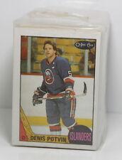 1987-1988 O-Pee-Chee NHL Hockey Cards FULL Set 264/264