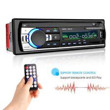 Handfree Car Auto Stereo Audio In-Dash FM MP3 Music Radio Player AUX-IN 12V