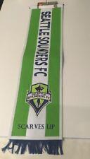 Seattle Sounders FC Soccer MLS Official Wool Heritage Banner by Winning Streak
