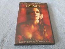 Carmen (DVD, 2008) - PAZ VEGA / LEONARDO SBARAGLIA