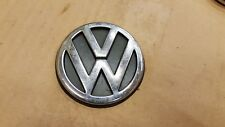 VW PASSAT CADDY REAR ROUND VOLKSWAGEN BADGE EMBLEM 3A5853630D
