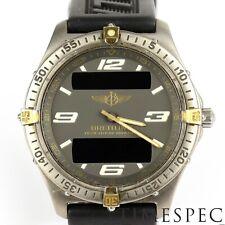 Breitling Aerospace Repetition Minutes, Titanium, 40mm Ref: F65362