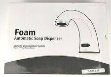 OneShot Foam Counter Mounted Foam Soap Dispenser Counter-Mount, Chrome 750339