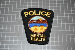 Ohio Mental Health Police Patch (US-Pol)