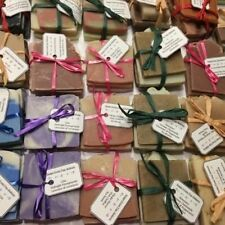 Natural Handmade Soap Bundle lot One pound 1LB Soap Samples Try Me soap Homemade