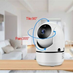 1080P 4x zoom 6 infrared night vision camera with security monitoring function