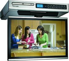 "Venturer KLV3915 15.4"" Undercabinet Kitchen LCD TV with DVD Player"