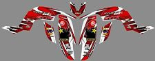 Yamaha Raptor 660  GRAPHICS KIT STICKER DECALS YAMAHA RAPTOR 660  PEGATIN