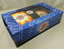 Bakugan Battle Brawlers Lot of 24 Normal cards, 46 Metal Cards, & Luxurious Box
