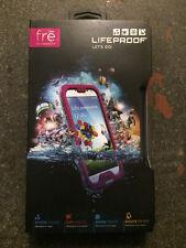 original lifeproof fre samsung galaxy s4 waterproof shockproof case cover pink